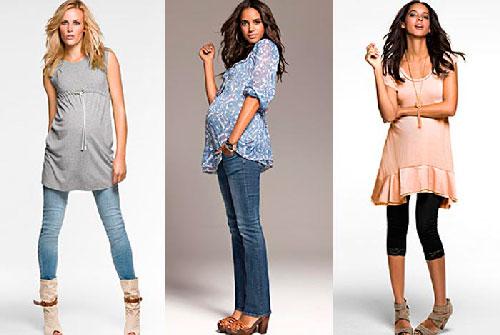 Moda para mujeres embarazadas for Moda premama invierno