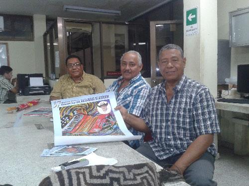 Los habitantes del Cesar están invitados a participar y asistir al Festival Bolivarense de Acordeón. Una comitiva del certamen estuvo de visita en el PILÓN.