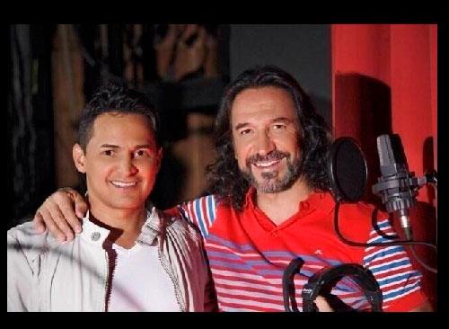 'Y ahora te vas', es la canción que presenta Jorge Celedón en compañía del  cantante y compositor mexicano, Marco Antonio Solís.