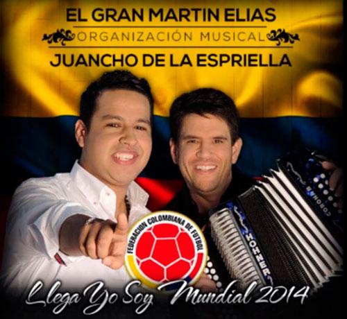 Yo Soy Mundial, lo nuevo de Martín Elías y Juancho De La Espriella.