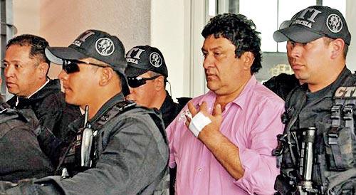 Juan Francisco Gómez Cerchar.