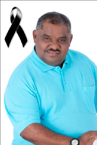 Falleció el concejal Wilber 'El Mocho' Hinojosa.
