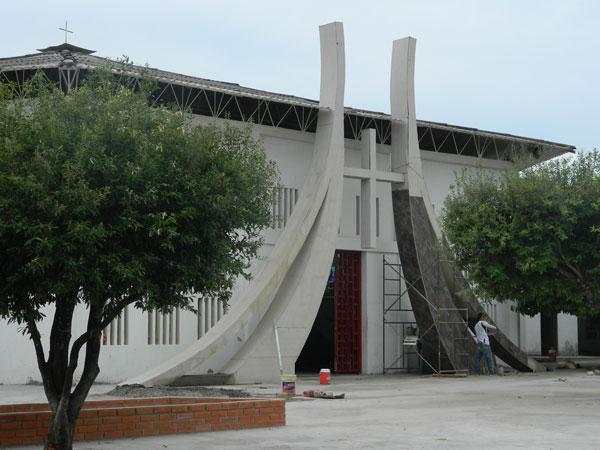 El CDI,  como la remodelación del templo de la parroquia san Vicente de Paul, han recibido el respaldo de los habitantes de Aguachica en general.