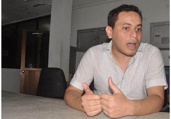 En una iniciativa del Mintic y Colciencias, donde participaron emprendedores de todo el país, el vallenato Abdo Barrera Contreras figuró como destacado. Joaquín Ramírez/EL PILÓN