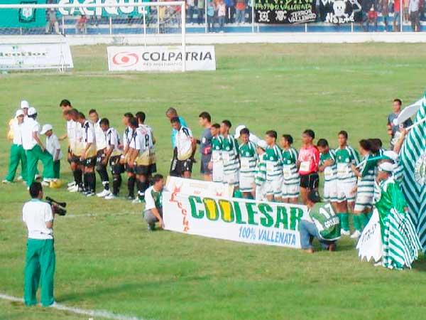 Verdades que salieron a flote después de aquel 5-0 ante Real Cartagena, el 27 de noviembre de 2004. Archivo/EL PILÓN