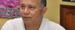 Al exalcalde Fredys Socarrás Reales le detectaron 14 hallazgos disciplinarios por la Contraloría. EL PILÓN/archivo.