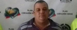 Riman José Herrera Camargo, alias 'El Gordo' y Fabián Andrés Carrascal Cochero eran los cabecillas de 'Los Vallenatos', capturados en Sincelejo. FOTO: CORTESÍA.