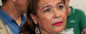 La exprimera dama de Valledupar, Carmen Alicia Rivera de Ochoa, es la encargada del componente de política pública de cultura ciudadana, un trabajo en el que ella se mueve como pez en el agua. EL PILÓN/Leonardo Alvarado.