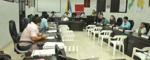 Durante cinco horas la Procuraduría revisó la documentación utilizada en la elección de Contralor Municipal.