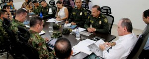 Mediante resolución 000265 del 4 de febrero del 2016, fue creado el ComitéDepartamental de Luchacontrael Contrabando, el Comercio Ilícito y la Evasión. Suministrada/EL PILÓN