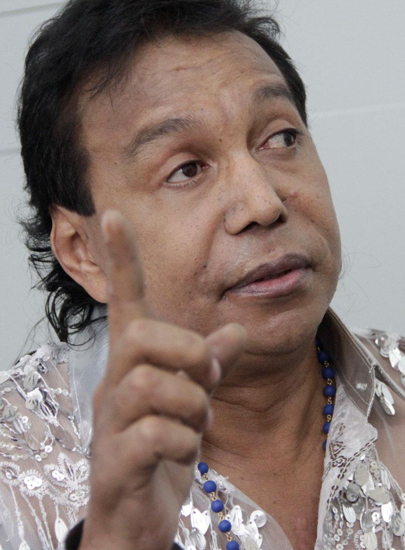 La marca del fallecido cantautor Diomedes Díaz fue solicitada por sus hijos y concedida por la Superindustria.