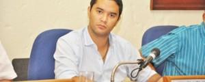 Presidente de la Asamblea departamental, José Castro González, conocido como 'El Mello' Castro,