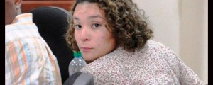 Emilia Lascarro Rumbo, condenada por homicidio.