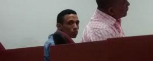 Eduardo Enrique Castilla Cassiani lleva 14 meses recluidos en la cárcel Judicial de Valledupar, luego de ser capturado en flagrancia.