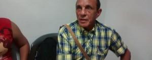 Germán Benedetti García asistió a la audiencia de preclusión pero esta no se llevó a cabo. Foto: Judicial.