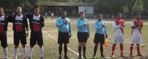 A pesar del mal estado de la cancha de Pailitas, el torneo se ha realizado durante ocho años consecutivos.