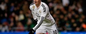 James Rodríguez tendría la posibilidad de continuar en la titular del equipo madrileño por una larga temporada.