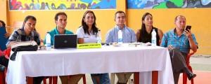En el colegio Upar fueron atendidas las necesidades de la comuna cuatro. EL PILÓN/Leonardo Alvarado.