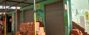 Los ladrones ingresaron mediante la modalidad ventosa y se llevaron alrededor de 20 millones en mercancía.