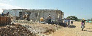 Las obras del proyecto habitacional Freddy Molina están estancadas. Archivo/EL PILÓN