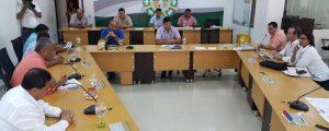 La Asamblea realizó 10 sesiones extraordinarias para la aprobación del Plan de Desarrollo, que contiene 244 metas en los próximos cuatro años.