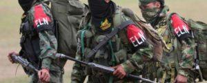 EL Eln pide un cese al fuego bilateral y dice lamentar secuestro periodistas