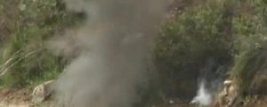 Los explosivos fueron encontrados en la vía que comunica el municipio de Río de Oro (Cesar) con el corregimiento de Otare (Ocaña).