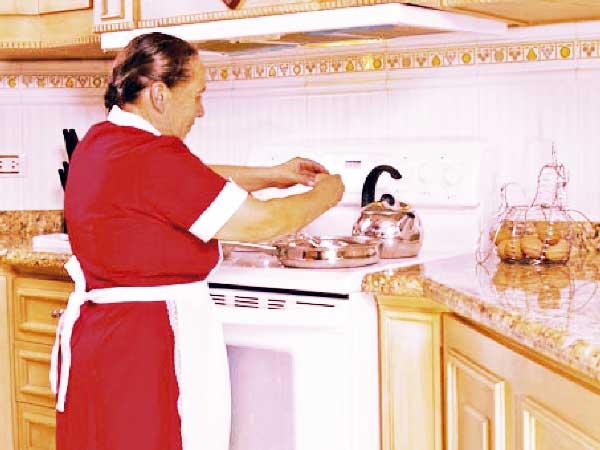 prima de la empleada doméstica en Colombia