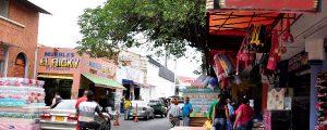 Hace unos 20 años que las administraciones en Valledupar perdieron el control por el espacio público en la ciudad. EL PILÓN / Joaquín Ramírez.