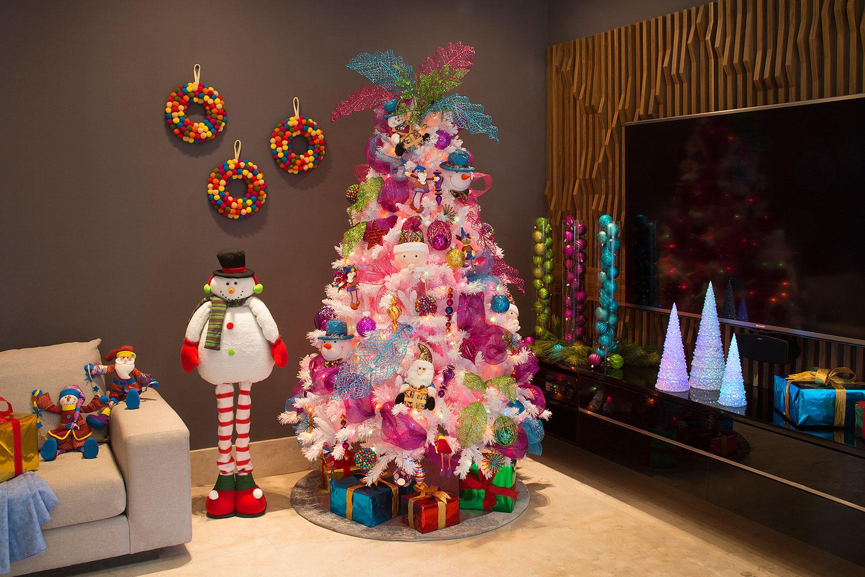 Lo que debe tener en cuenta para su rbol de navidad - Como adornar un arbol de navidad blanco ...