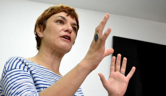 Mariana Escobar, directora de la Agencia de Renovación Territorial.
