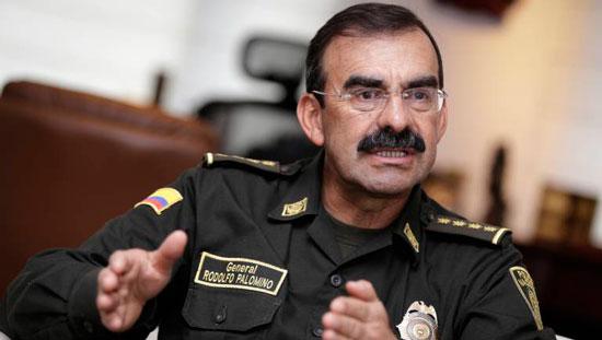 General (r) Rodolfo Palomino irá a imputación de cargos