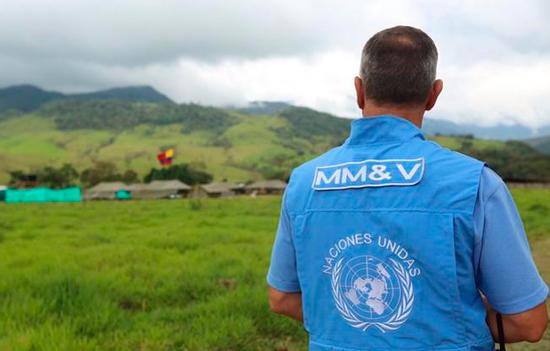 Liberan a funcionario de la ONU secuestrado por disidentes de las Farc