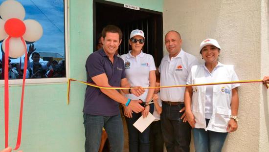 Más de 200 familias damnificadas reciben viviendas en San ... - ElPilón.com.co (Registro)