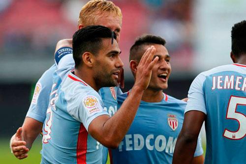 Falcao hace historia en la Ligue 1 con Mónaco