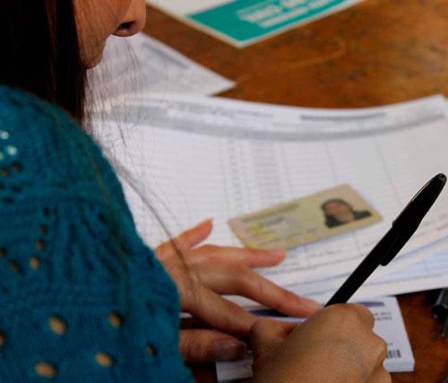 Inició inscripción de cédulas para elecciones 2018