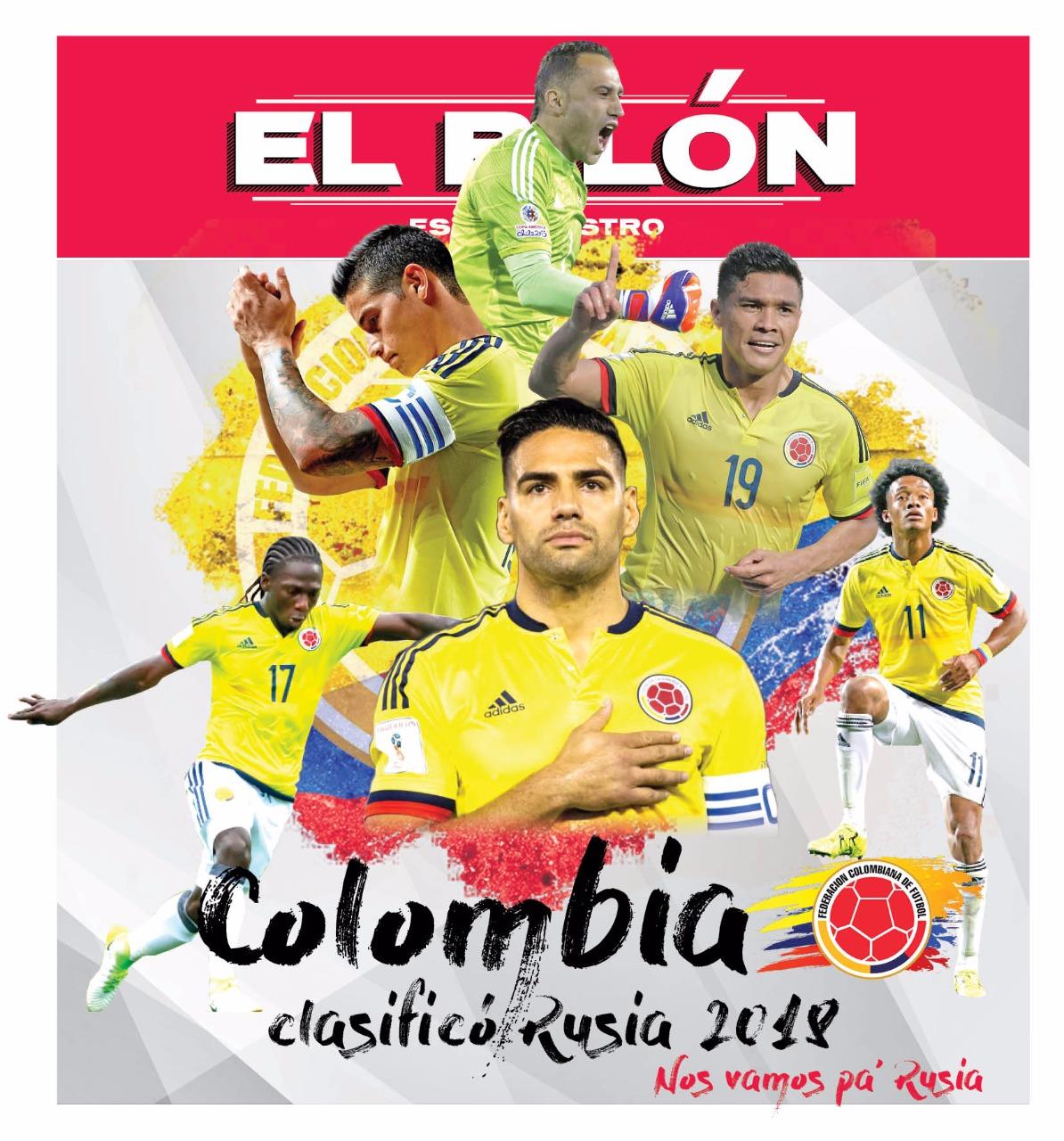 selecci 243 n colombia clasific 243 al mundial de rusia 2018 el