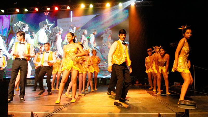 Christmas Show, Fundación Colegio Bilingüe de Valledupar