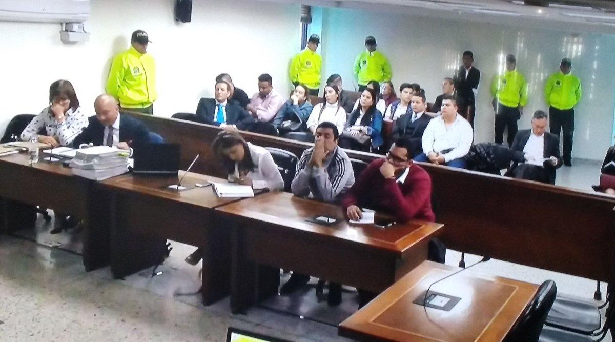 Churo d az no acept cargos y fue dejado en libertad for Juzgados de paloquemao
