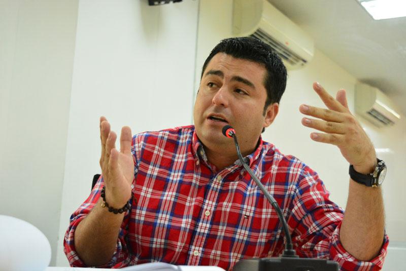 Julio Casadiegos Navarro