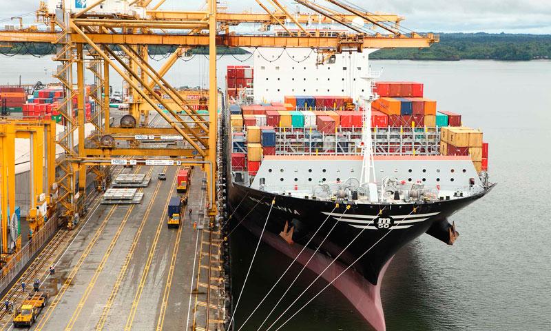 Exportaciones de Colombia aumentaron 19% en el 2017
