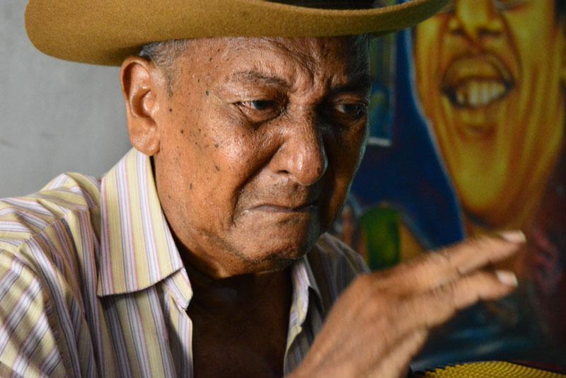 Nostálgico, así se notó Alberto Rada cuando habló con EL PILÓN sobre su esposa María Andrade, quien falleció la madrugada de ayer en Barranquilla.