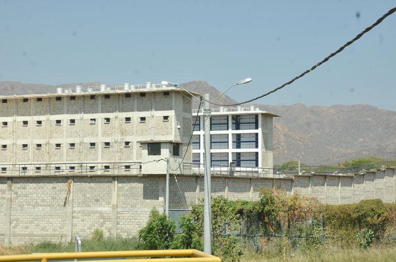 Rafael Uribe Noguera, será vecino de Garavito en la cárcel de Valledupar