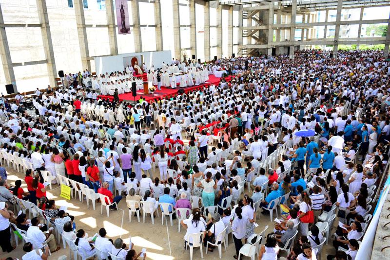 """""""Una misa no se paga. La redención es gratuita"""", afirmó el papa Francisco."""