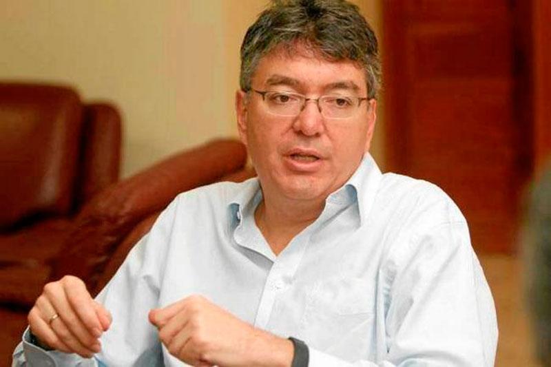 Ministro de Hacienda, Mauricio Cárdenas.