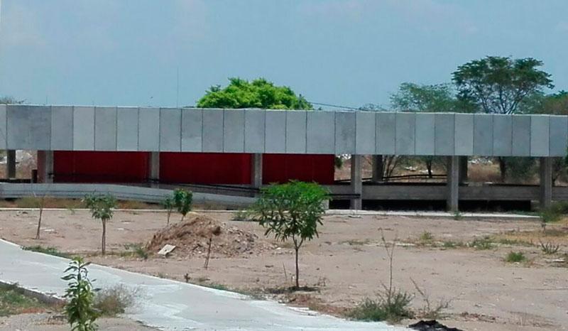 La administración departamental anunció que la Universidad Nacional será entregada el próximo mes de mayo.