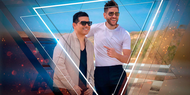 Peter Manjarrés y 'Juancho' De la Espriella actuarán en Ciudad de México y Cancún.
