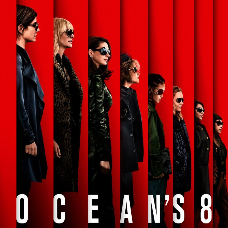 Ocean's Eight 2018