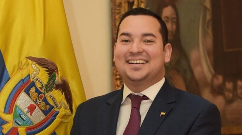 Juan Manuel Daza fue nombrado como viceministro de asuntos políticos del Ministerio del Interior.  Foto: Archivo.