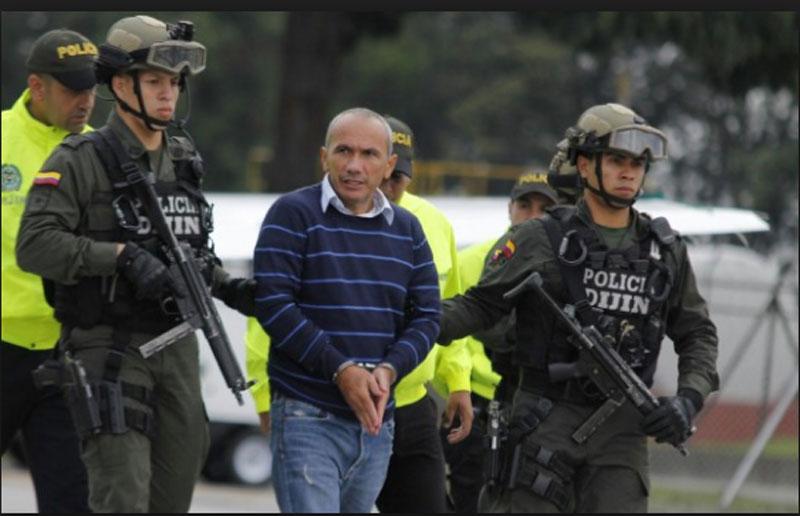 'Marquitos' Figueroa fue capturado en Brasil.
